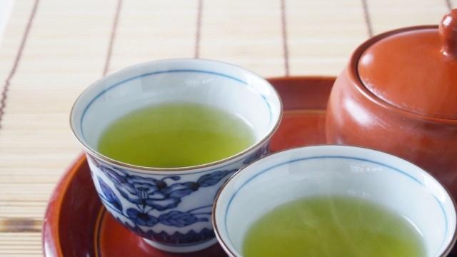 日本茶2杯