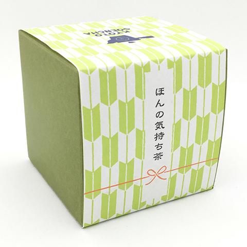 箱茶_ほんの気持ち茶