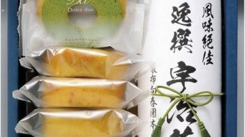 袋布向春園本店 日本茶セット「柳」
